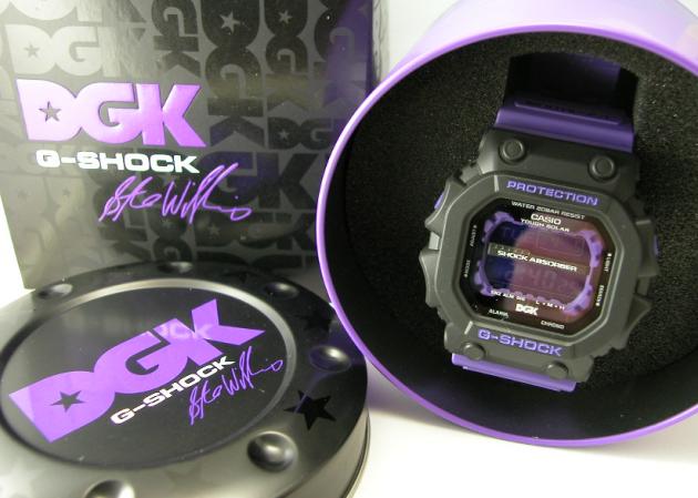 Gショック GX Series DGK(ディー・ジー・ケー)コラボモデル