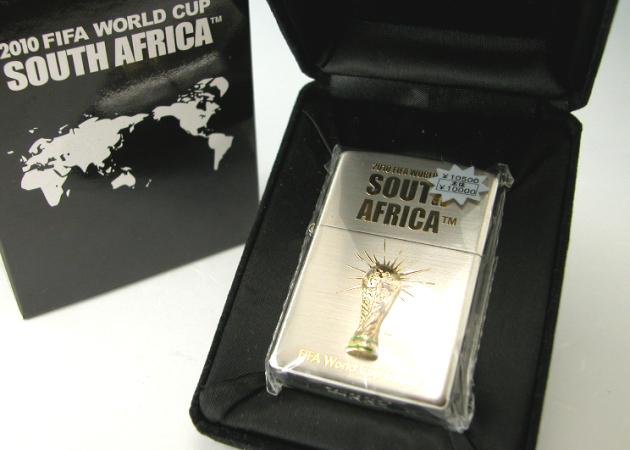 2010南アフリカFIFA ワールドカップ限定ジッポー